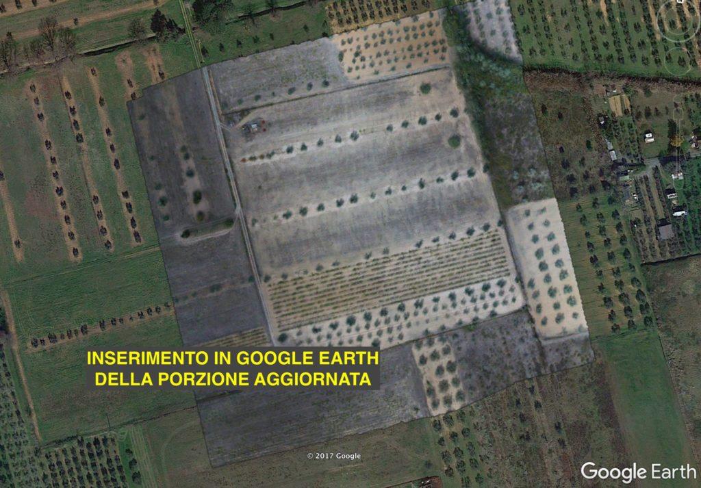 mappatura droni mapping fotogrammetria rilievo