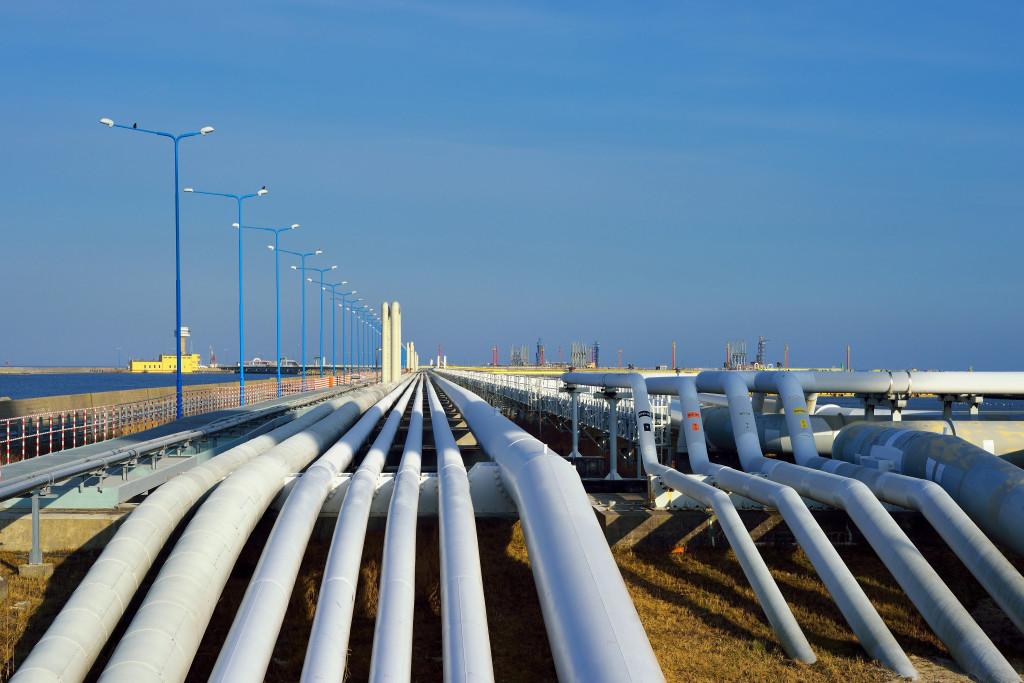 pipeline drone ispezione tubazioni