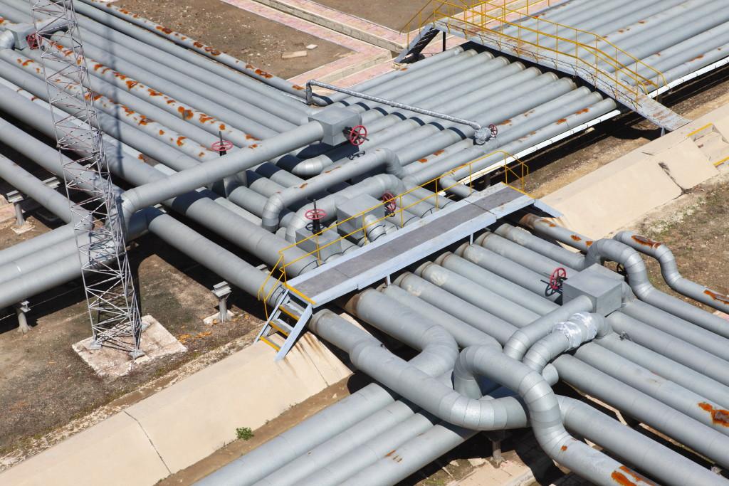 drone pipeline ispezione inspection tubazioni gas oil