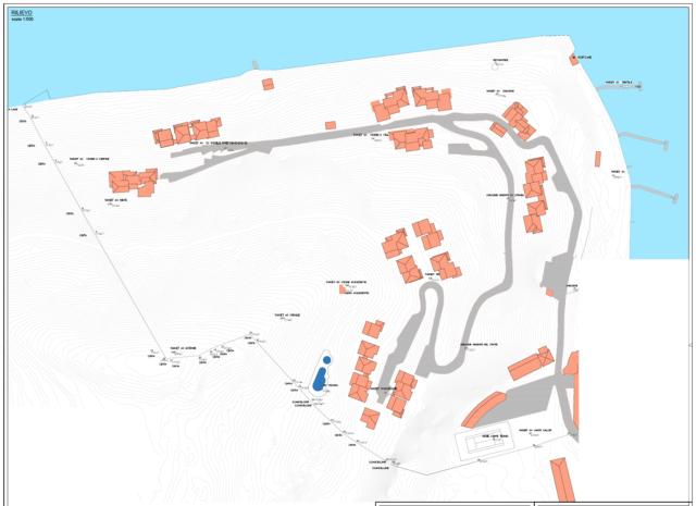 rilievo condominio drone mappatura