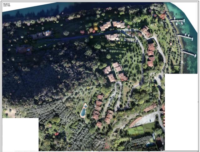 rilievo condominio ortofoto mappatura drone