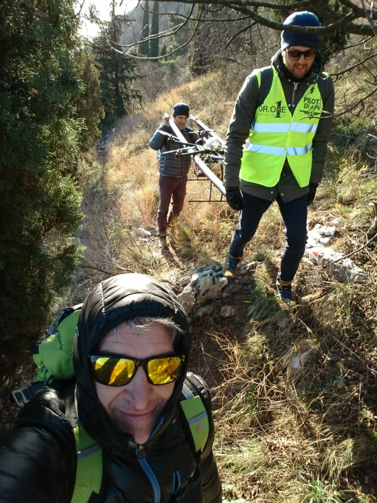 drone mochi capanna ravelli