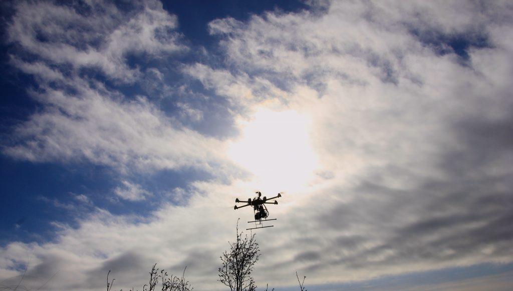drone Brescia rilievo mappatura